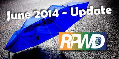 June 2014 - Update on RPWD 2014