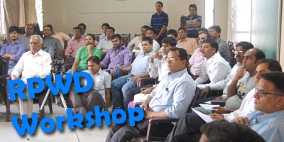Workshop at New Delhi